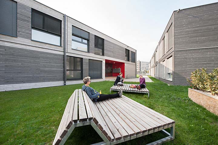 PopUp dorms Außenansicht; Credits: home4students